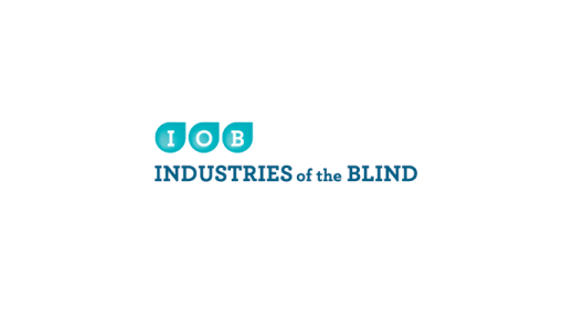 Industries of the Blind logo