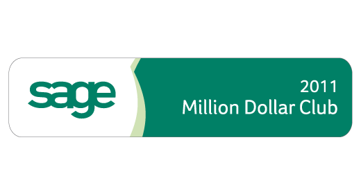 Sage Million Dollar CLub 2011 Logo