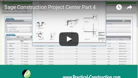 Sage Construction Project Center Playlist on YouTube